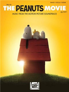 The Peanuts Movie: Music From The Motion Picture Soundtrack (PVG) Books | Piano, Vocal & Guitar
