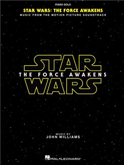 Star Wars: Episode VII – The Force Awakens (Solo Piano) Books | Piano