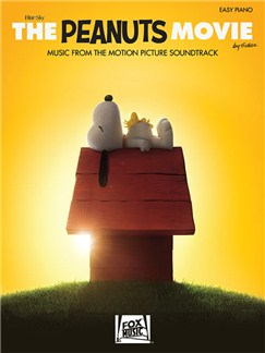 The Peanuts Movie: Music From The Motion Picture Soundtrack (Easy Piano) Books | Easy Piano