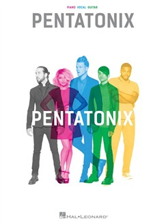 Pentatonix (PVG) Books | Piano, Vocal & Guitar