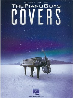 The Piano Guys: Covers Books | Piano, Cello