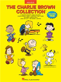 The Charlie Brown Collection™ Books | Ukulele