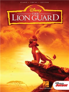 Christopher Willis: The Lion Guard (PVG) Books | Piano, Vocal & Guitar