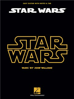 Star Wars: Easy Guitar With Notes & Tab Books | Easy Guitar