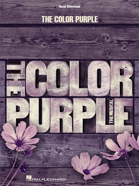 The Color Purple: The Musical - Vocal Selections - Piano ...