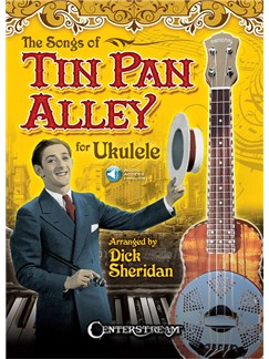 The Songs Of Tin Pan Alley For Ukulele (Book/Online Audio) Books and Digital Audio | Ukulele