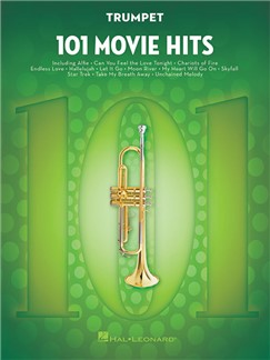 101 Movie Hits For Trumpet Books | Trumpet