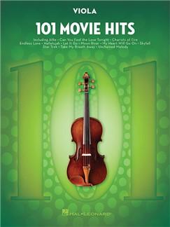 101 Movie Hits For Viola Books | Viola