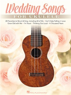 Wedding Songs For Ukulele Books | Ukulele