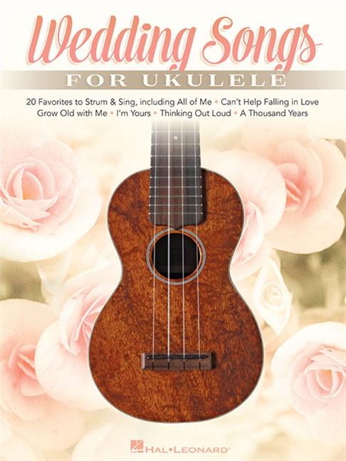 Wedding Songs For Ukulele Ukulele Sheet Music Sheet Music