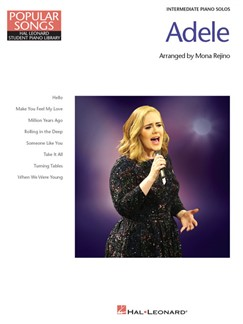Adele: Popular Songs Series Books | Piano
