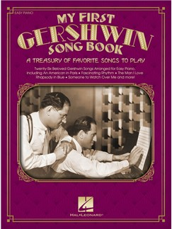 My First Gershwin Song Book Books | Piano