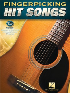 Fingerpicking Hit Songs Books | Guitar