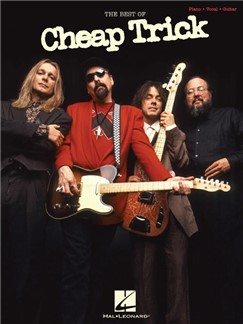 The Best Of Cheap Trick Books | Piano, Vocal & Guitar