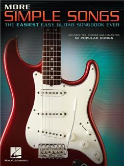 More Simple Songs: The Easiest Easy Guitar Songbook Ever Books | Guitar Tab, Lyrics & Chords
