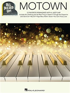 All Jazzed Up!: Motown Books | Piano