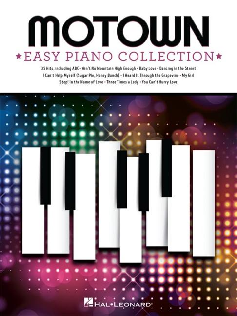 Motown Easy Piano Collection Piano Vocal Guitar Sheet Music