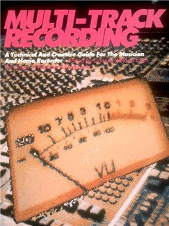 Multi-Track Recording Books |