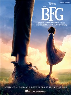 The BFG: Music From The Original Motion Picture Soundtrack Books | Piano