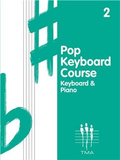 Tritone Pop Keyboard Course - Book Two Books | Keyboard