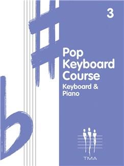 Tritone Pop Keyboard Course - Book Three Books | Keyboard