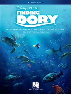 Finding Dory: Music From The Motion Picture Soundtrack (Piano Solo) Books | Piano