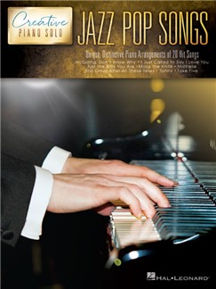 Creative Piano Solo: Jazz Pop Songs Books | Piano