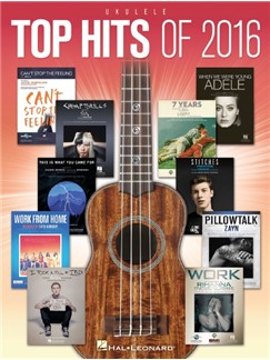 Top Hits Of 2016: Ukulele Buch | Ukulele
