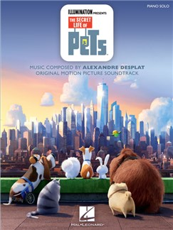 The Secret Life Of Pets (Piano Solo) Books | Piano