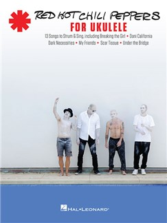 Red Hot Chili Peppers For Ukulele Books | Ukulele, Lyrics & Chords