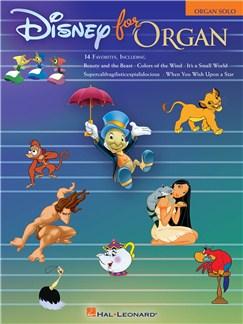 Disney For Organ Livre | Orgue