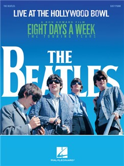 The Beatles: Live At The Hollywood Bowl (Easy Piano) Books | Piano, Vocal & Guitar