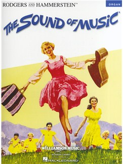 Richard Rodgers/Oscar Hammerstein: The Sound Of Music - Organ Books | Organ