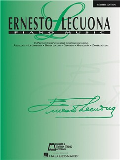 Ernesto Lecuona: Piano Music Books | Piano