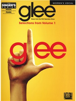 Glee: Selections From Volume 1 - Women's Vocal Books | Voice, Piano Accompaniment
