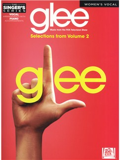 Glee: Selections From Volume 2 - Women's Vocal Books | Voice, Piano Accompaniment