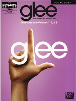 Glee: Selections From Volumes 1-3 - Duets Edition Books | Voice, Piano Accompaniment
