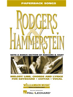 Paperback Songs: Rodgers & Hammerstein Books | Melody Line, Lyrics & Chords