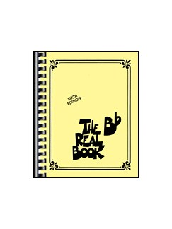 The Real Book - Volume 1 B Flat Edition Books | B Flat Instruments