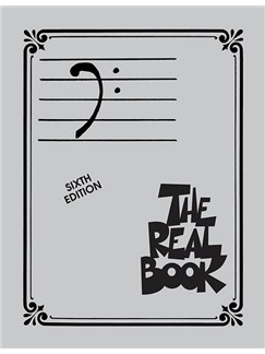 The Real Book - Volume 1 (Bass Clef) Books | Bass Clef Instruments