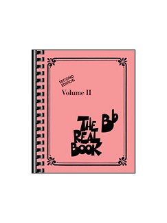The Real Book : Volume 2 - Bb Edition Books | B Flat Instruments