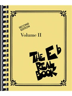 The Real Book: Volume II - Second Edition (E Flat Instruments) Books | E Flat Instruments