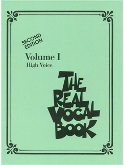 The Real Vocal Book – Volume I Books | High Voice