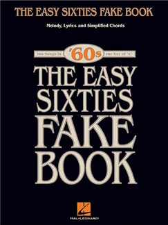 The Easy Sixties Fake Book Books |