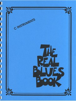 The Real Blues Book - C Instruments Books | C Instruments
