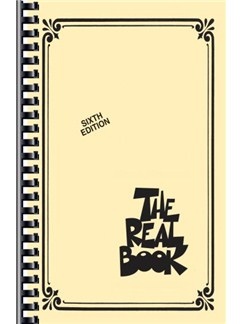The Real Book: Volume I – Sixth Edition C Instruments (Mini Edition) Books | C Instruments
