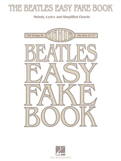 The Beatles: Easy Fake Book Books | Guitar