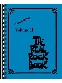 The Real Rock Book – Volume II Livre | Instruments À C