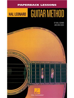Hal Leonard Guitar Method: Paperback Lessons Books | Guitar