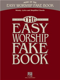 More Of The Easy Worship Fake Book Books | C Instruments